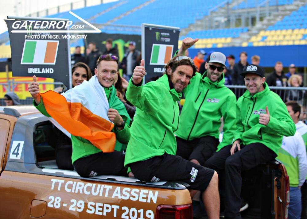 Филип Маккалоу уходит с должности менеджера ирландской команды на MXoN