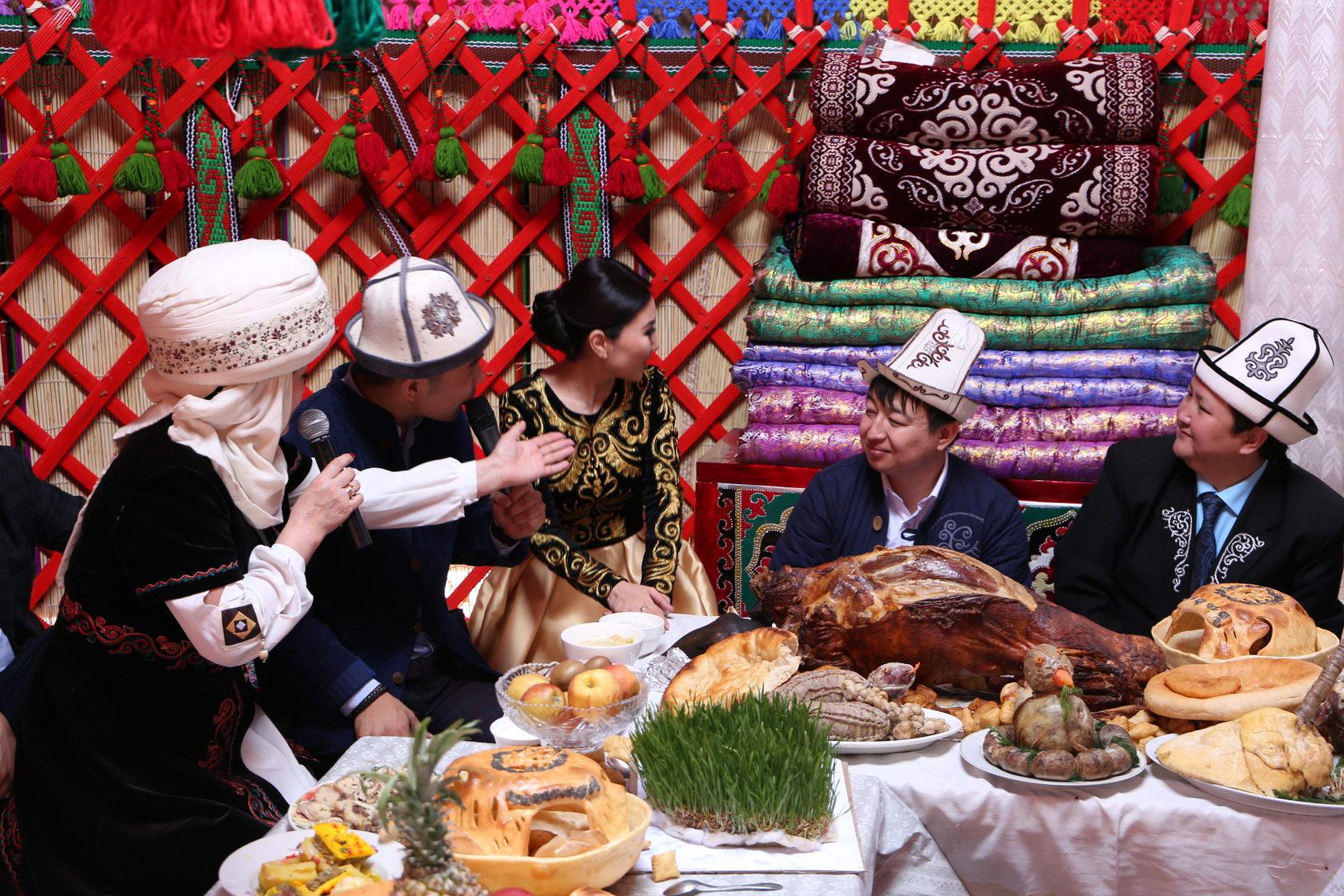 картинки традиции в казахстане