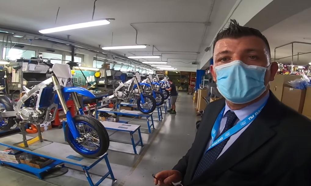 ВИДЕО: Экскурсия на завод ТМ