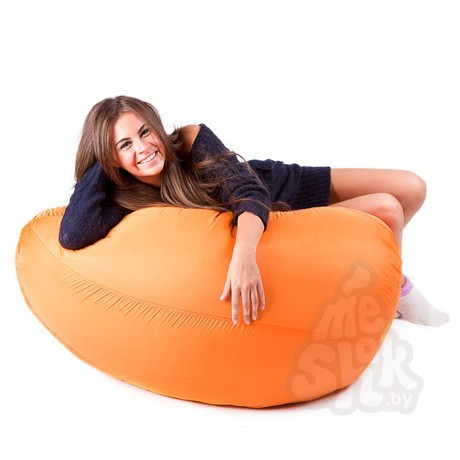Бескаркасная мебель - пуфы и напольные подушки