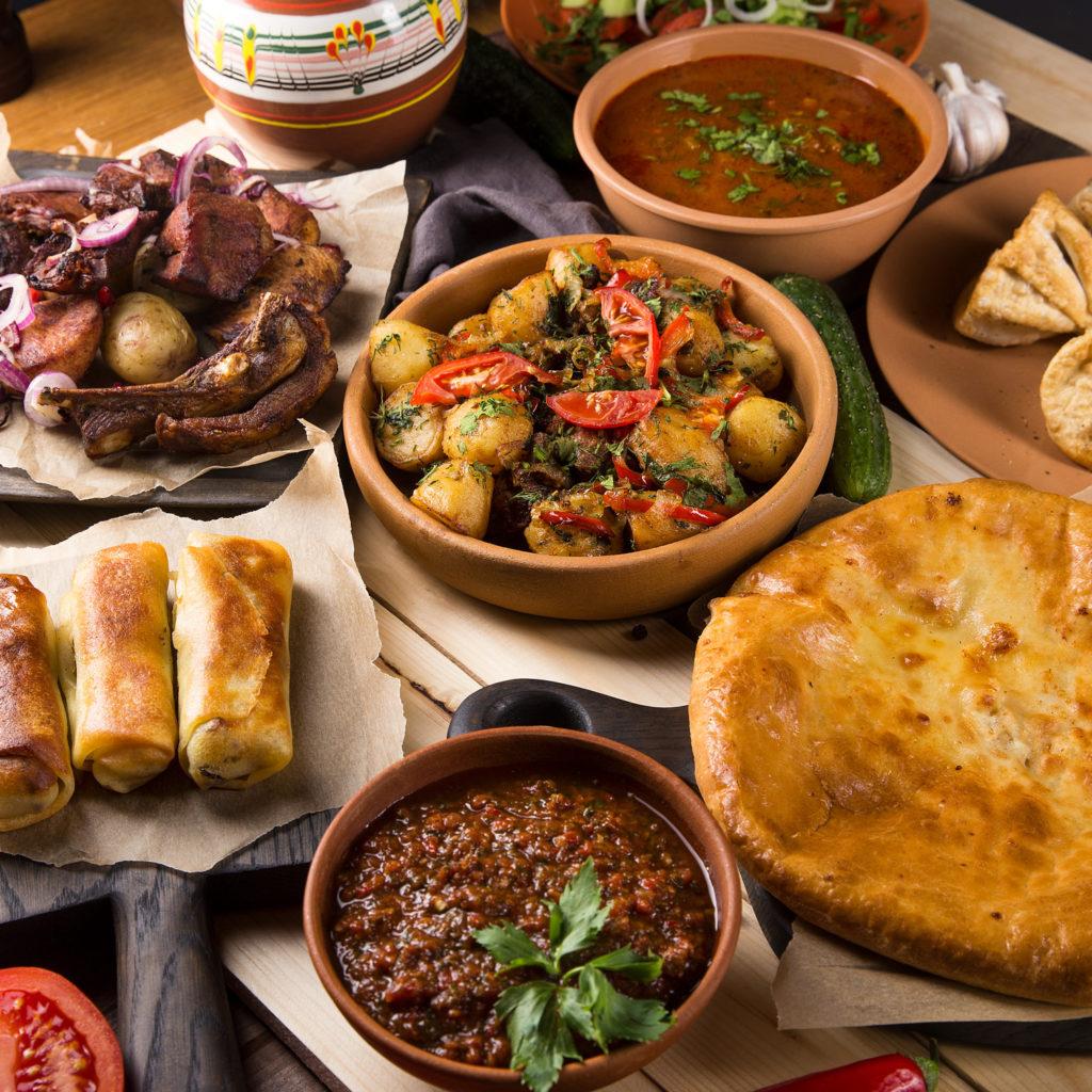 тому отвечаем еда в грузии которую обязательно надо попробовать работы муранского