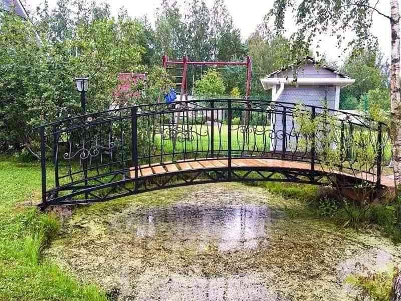 Перила для мостика