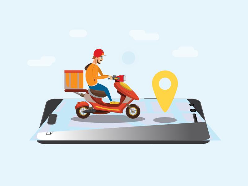Как автоматизировать работу службы доставки? Еще один кейс о выгоде автоматизации