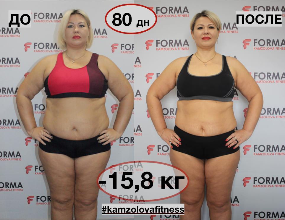 Порекомендуйте курсы по похудению