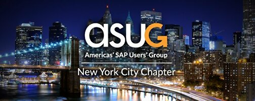 Upcoming Events - SAP Next-Gen New York