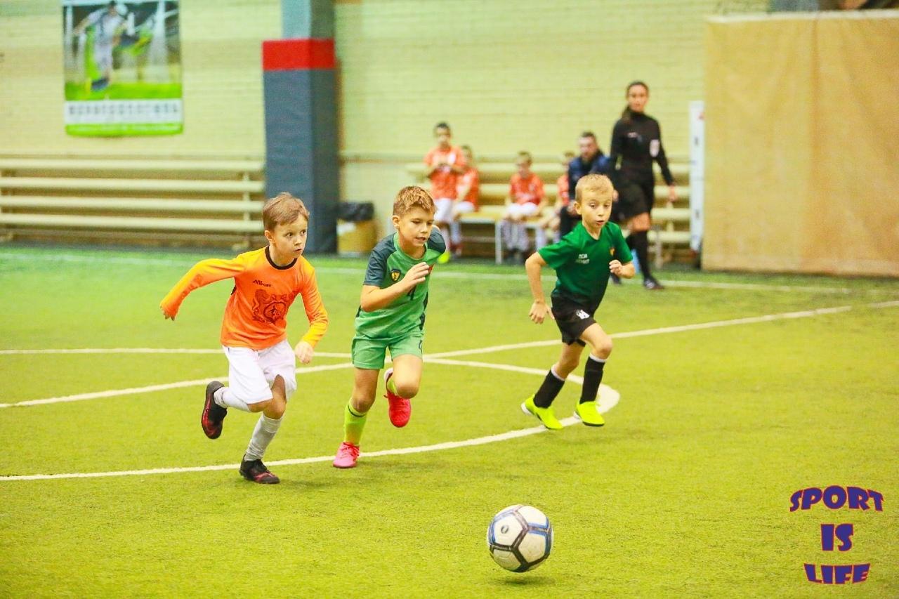 Sport is life, футбольная школа Спб