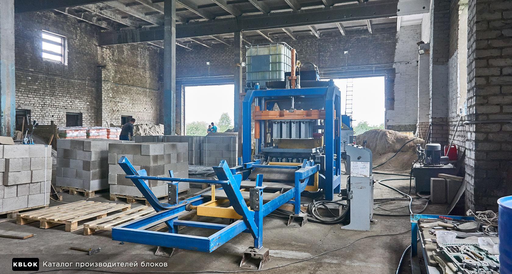 Керамзитобетон блоки производство купить пигменты для бетона оптом