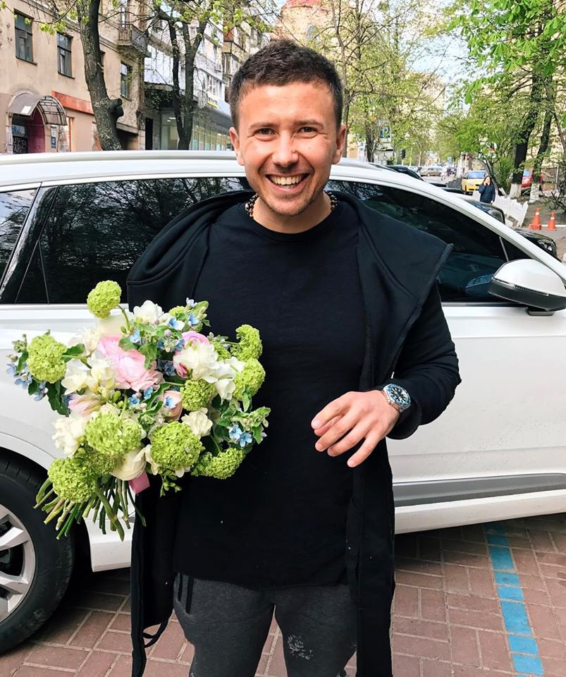 "Андрей Буренок — ""Живущий в моменте""."