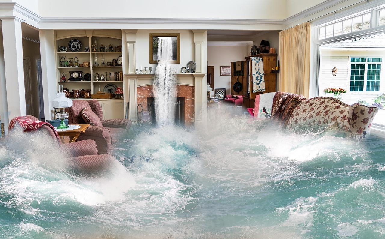 затопления квартиры