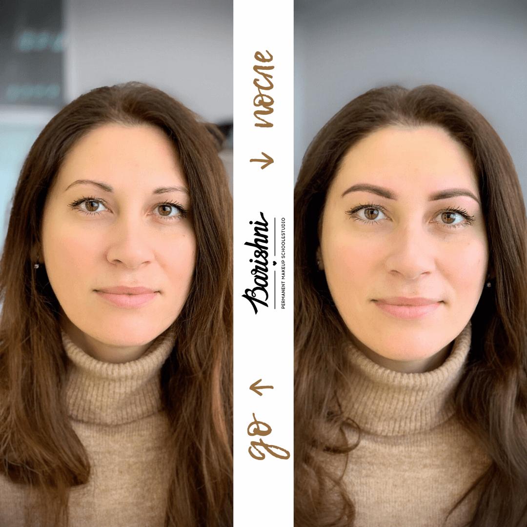 Какие проблемы решает перманентный макияж