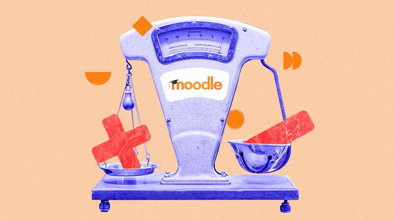 Преимущества и недостатки СДО платформы Moodle