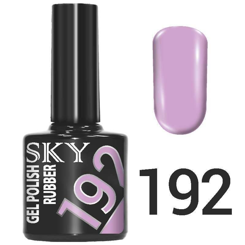 Sky gel №192