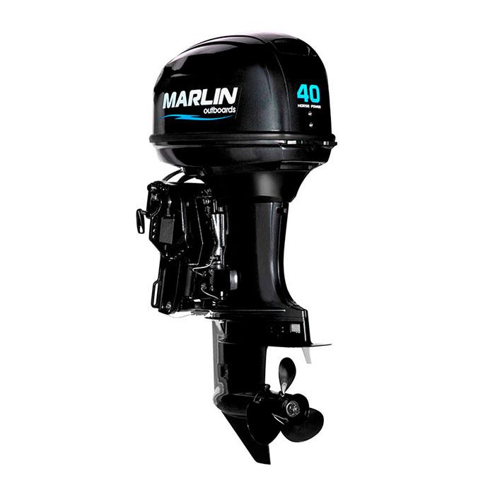 Купить лодочный мотор Marlin в кредит