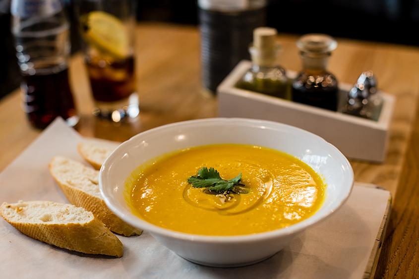 Крем супа от фина леща Krina по арабски