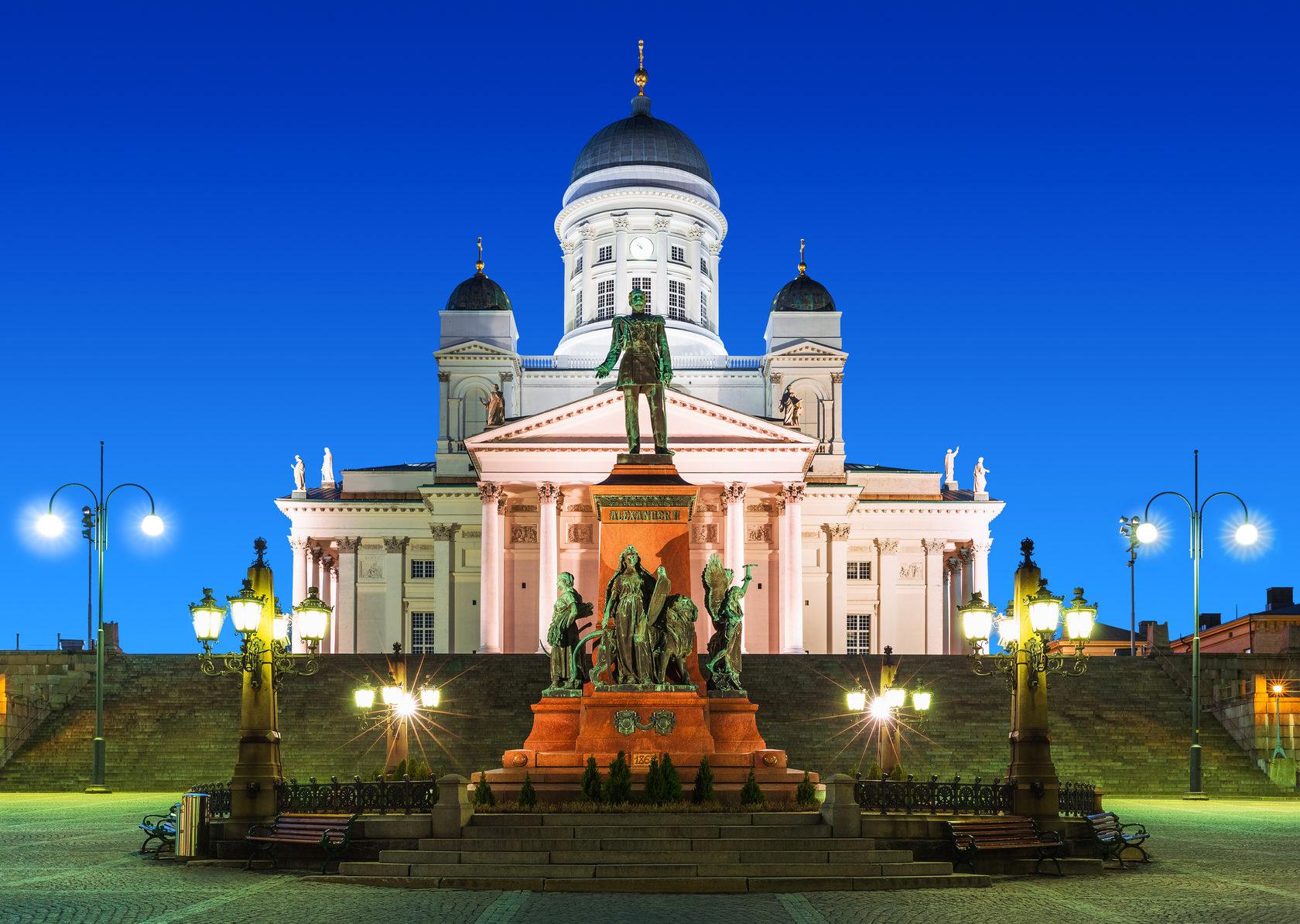 Достопримечательности Хельсинки | Топ-5 главных достопримечательностей Хельсинки