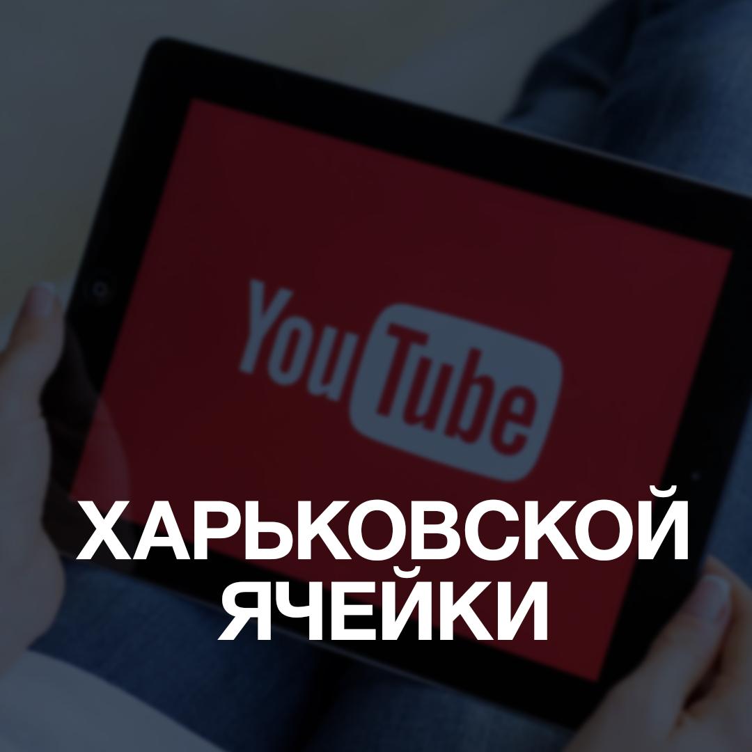 YouTube-канал Партии Шария Харьков - фото
