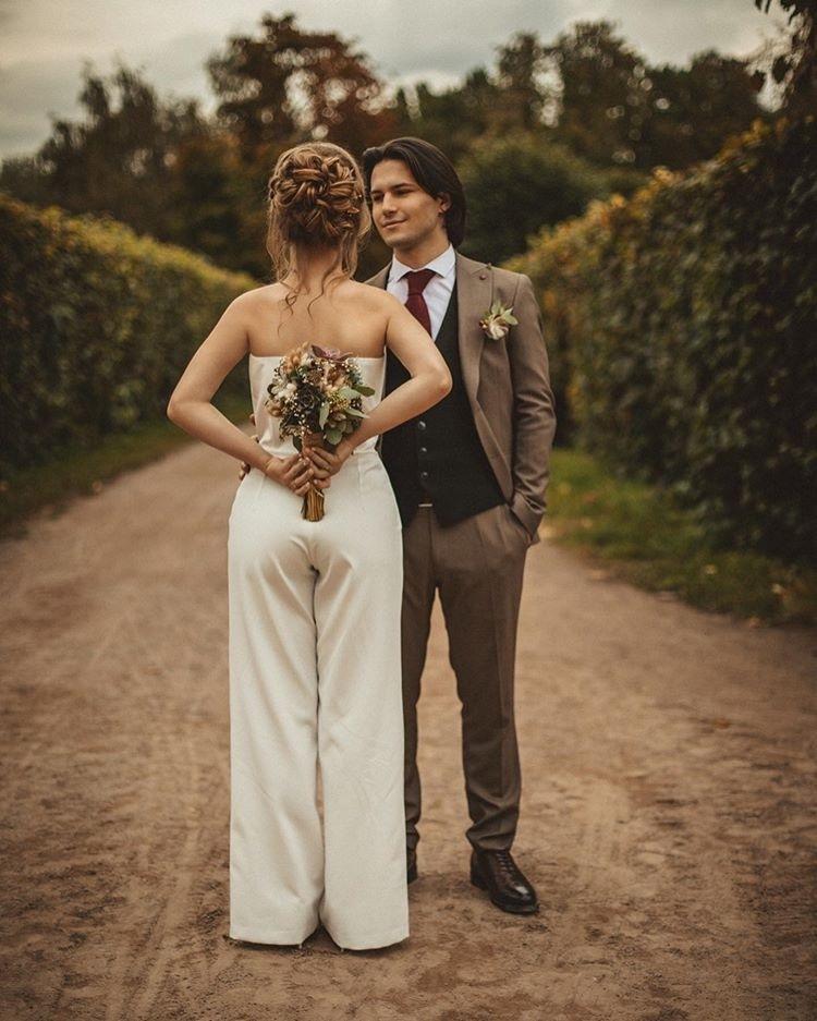 Свадебный букет невесты. Фото2