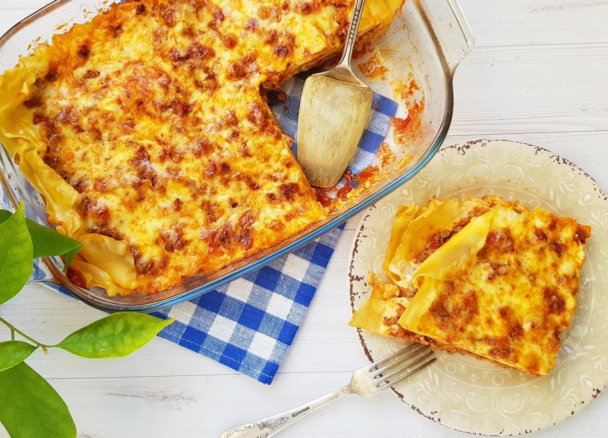 Рецепт молочного соуса для лазаньи
