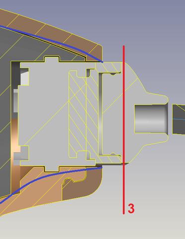 Разработка корпусов слуховых аппаратов. Работа над конструкцией