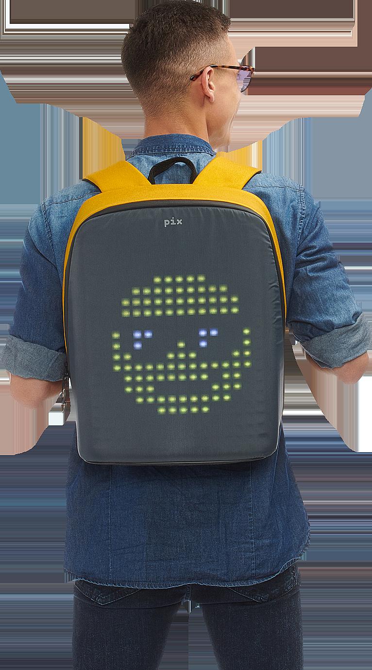 Цифровой рюкзак Pix в Перми