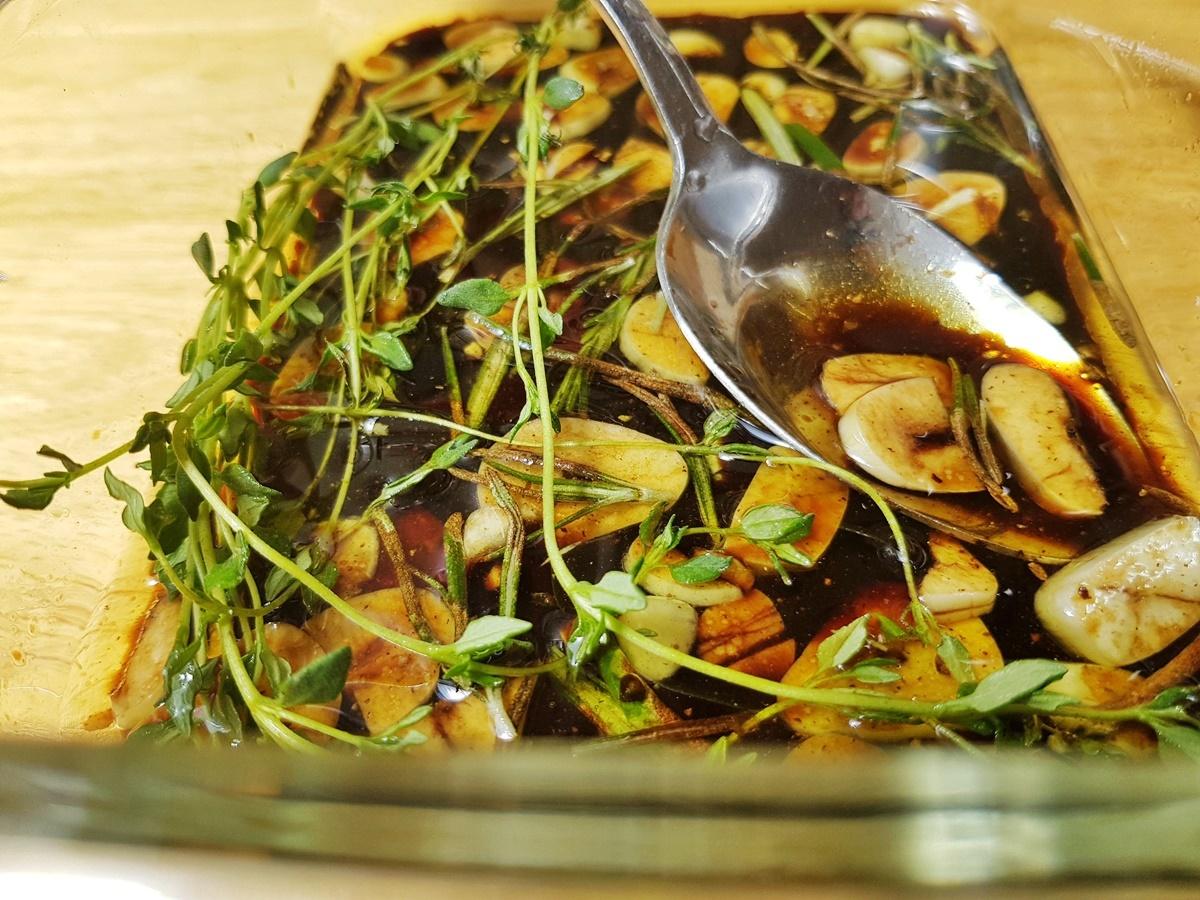 Маринад для баклажан. Фото рецепт. Вкусный Израиль.