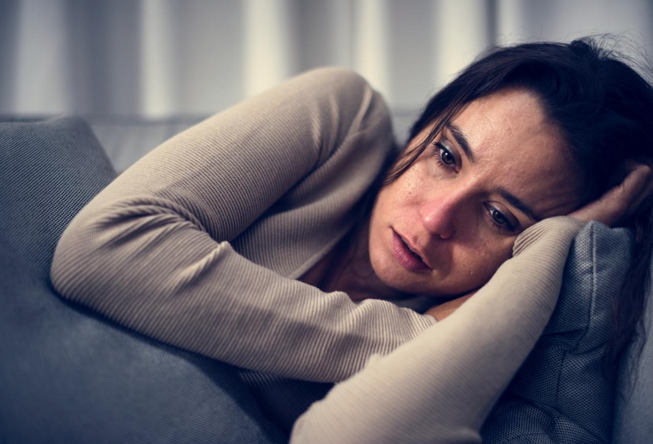 усталость при депрессии
