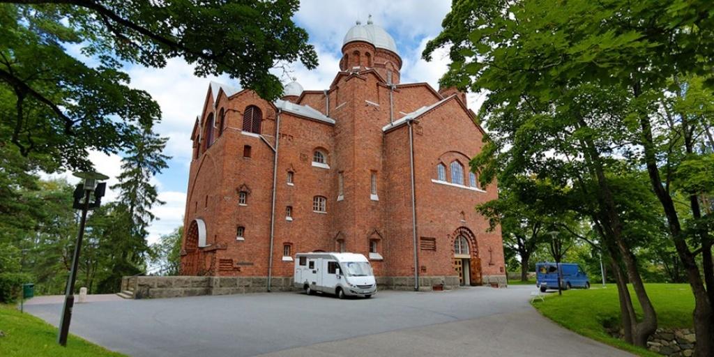 Церковь в Лаппеенранте - церкви города Лаппеенранта