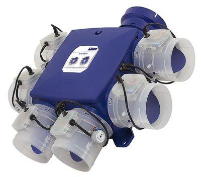 Система вентиляции, Healthbox compact, адаптивная вентиляция по потребности
