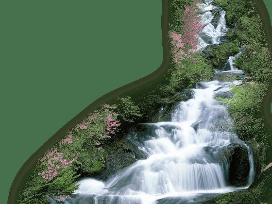 водопад Бали