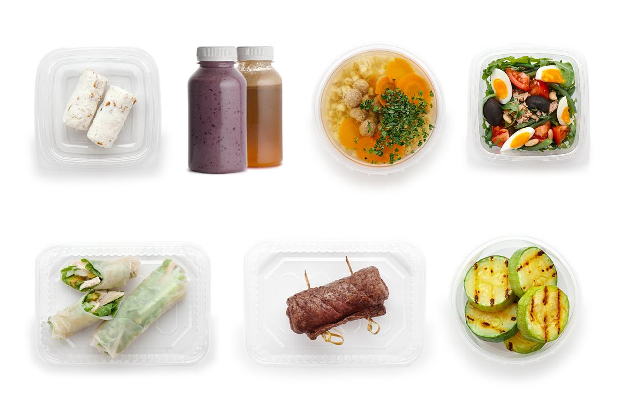 Виды рационов питания для похудения