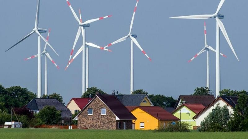 Инвесторы Германии изучают развитие ветроэнергетики России
