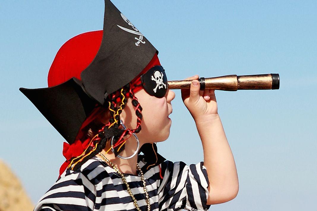 Детский праздник пираты картинки
