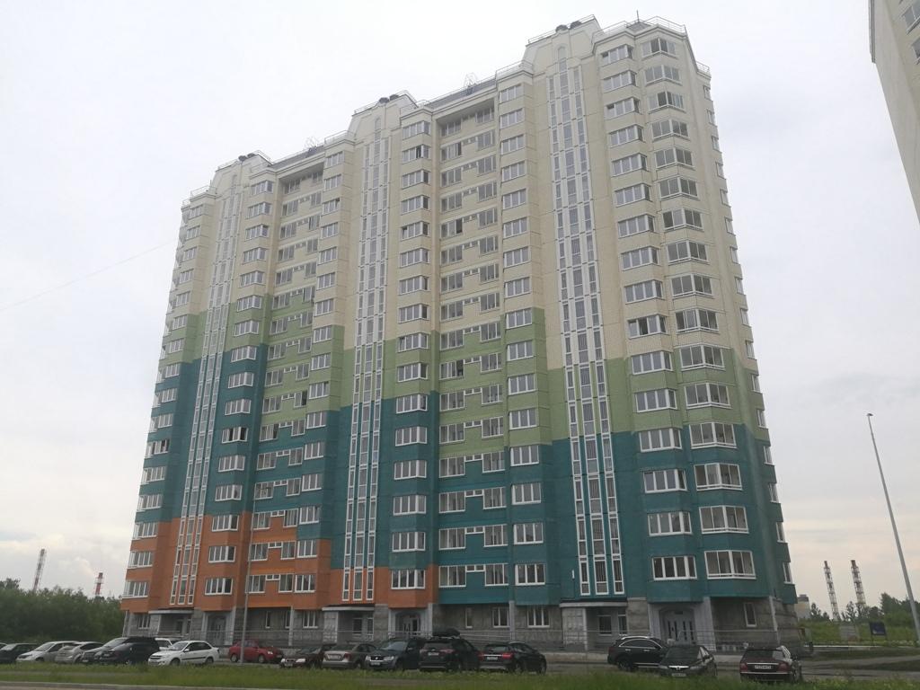 Приемка квартиры в ЖК «Центр-2»