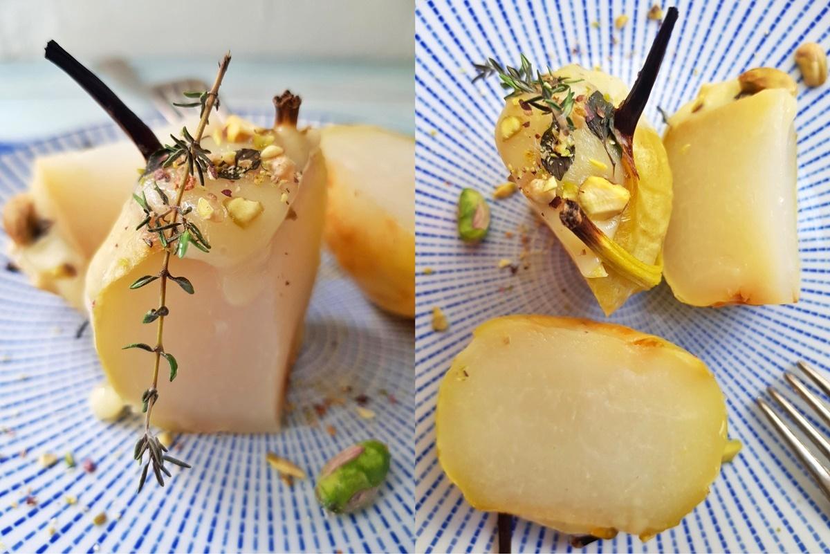 Кольраби с сыром. Рецепт на Шавуот. Блог Вкусный Израиль.