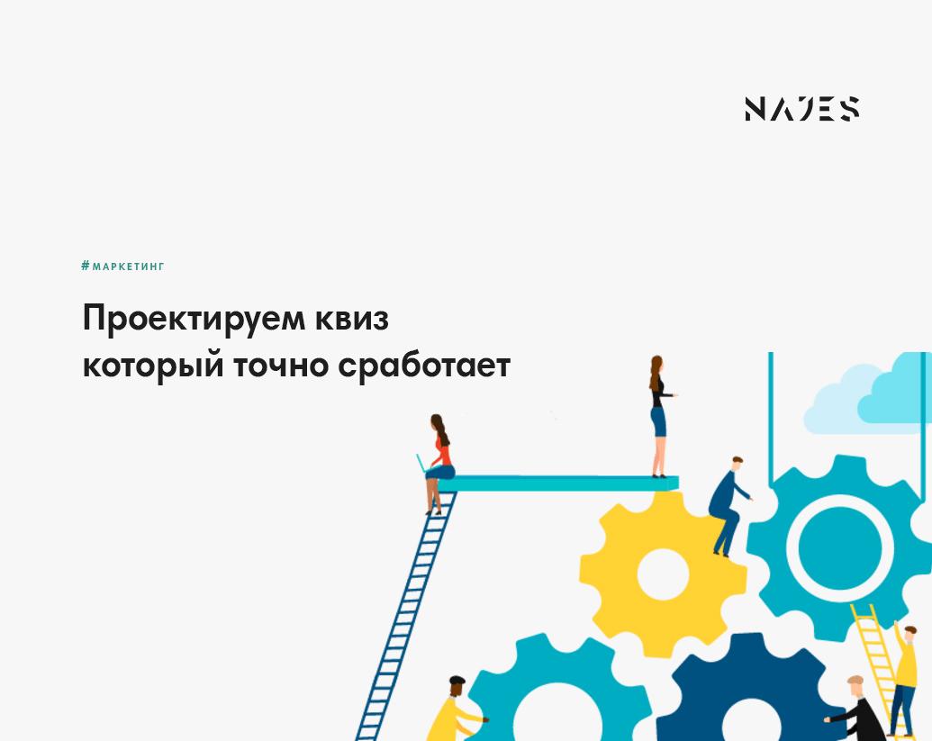 Квиз-маркетинг в 2021: фишки, лайфхаки, ошибки в квизах