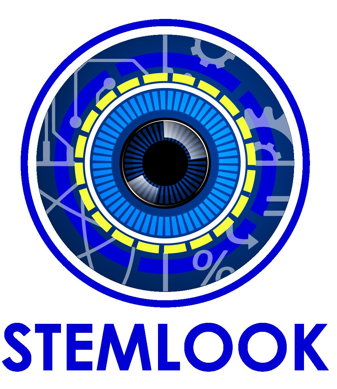 STEMLOOK Robotics School Sydney Logo