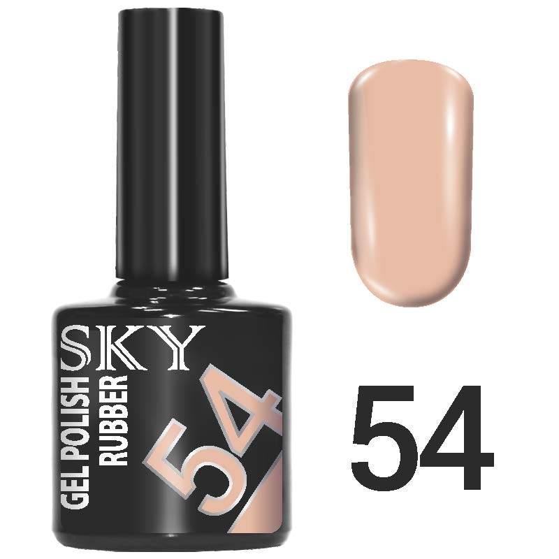 Sky gel №54