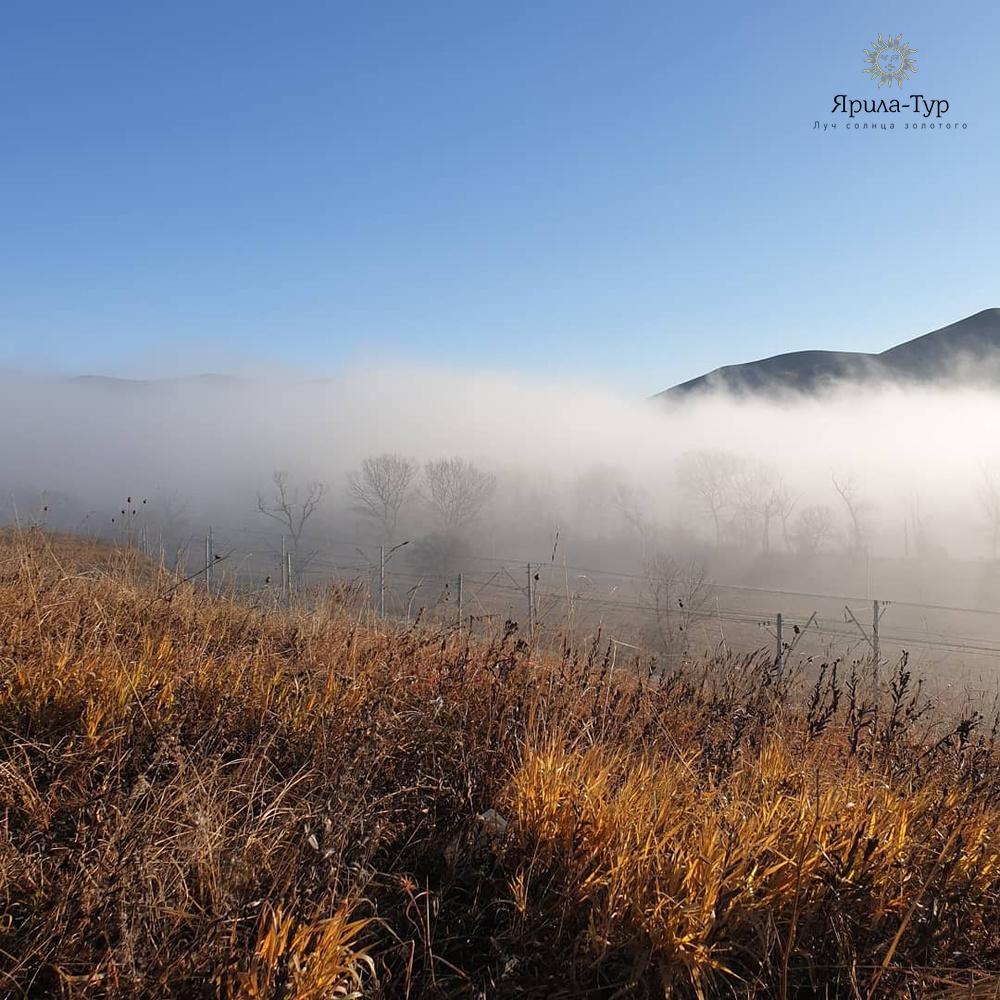Осень в Кисловодске