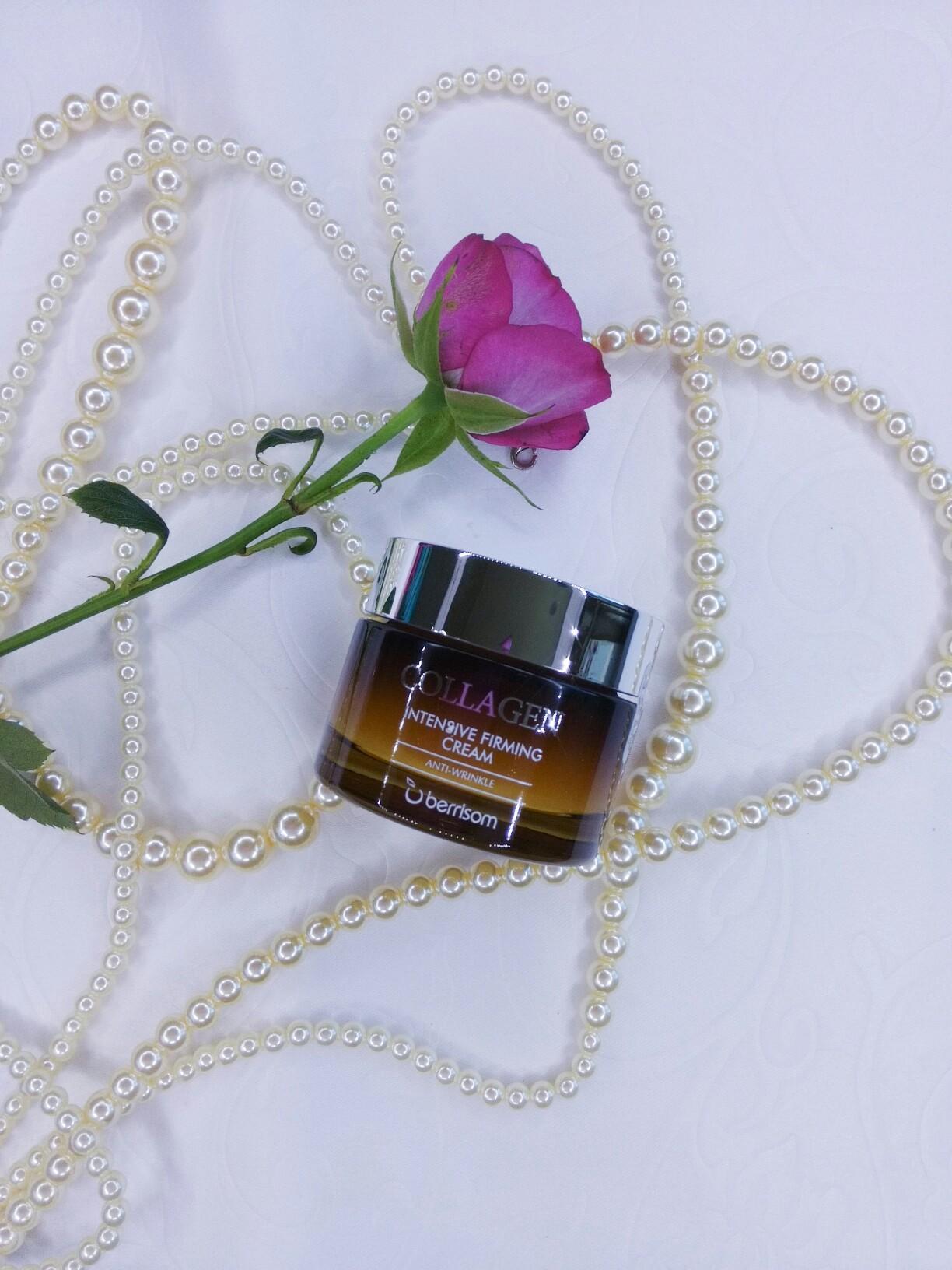 Cream Berrisom Collagen Intensive Firming 50gr