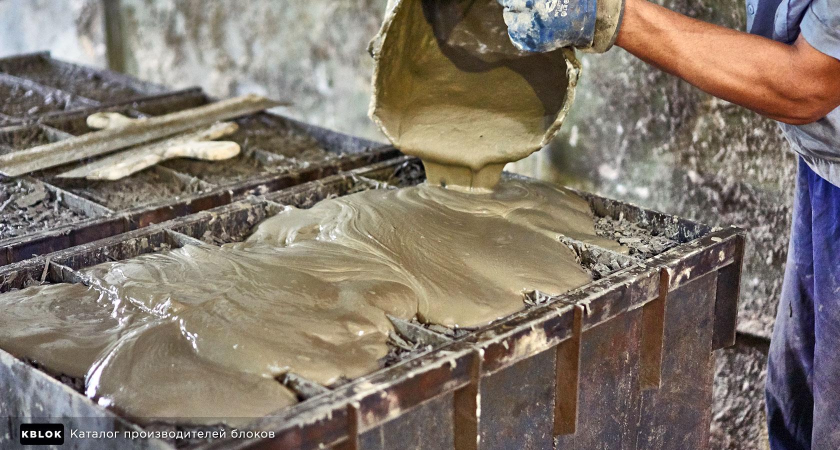 Готовая цементо-песчаная смесь