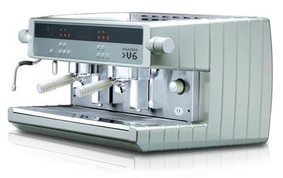 Кофемашина Visacrem V6 автомат