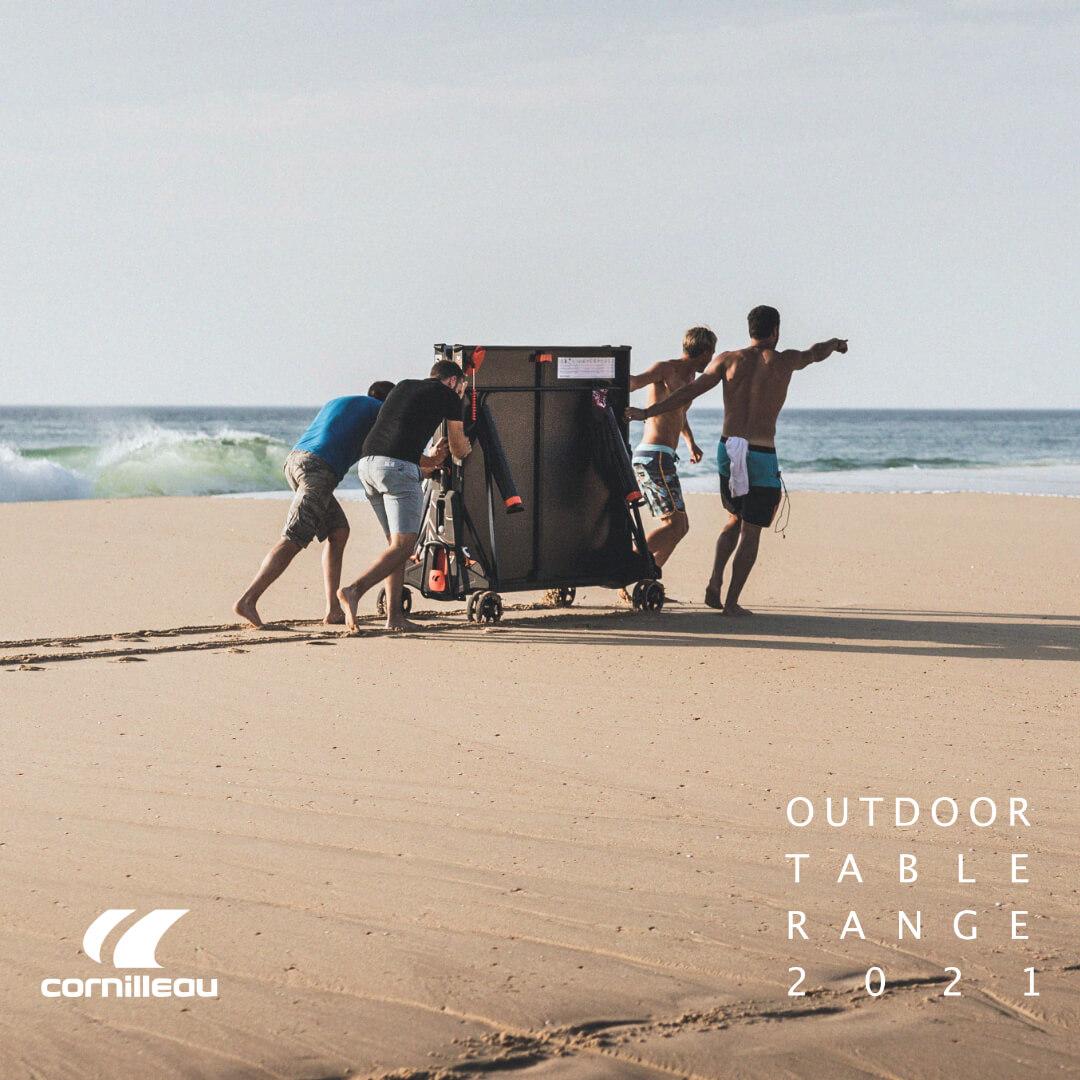 Cornilleau X-Outdoor 2021 smm banner