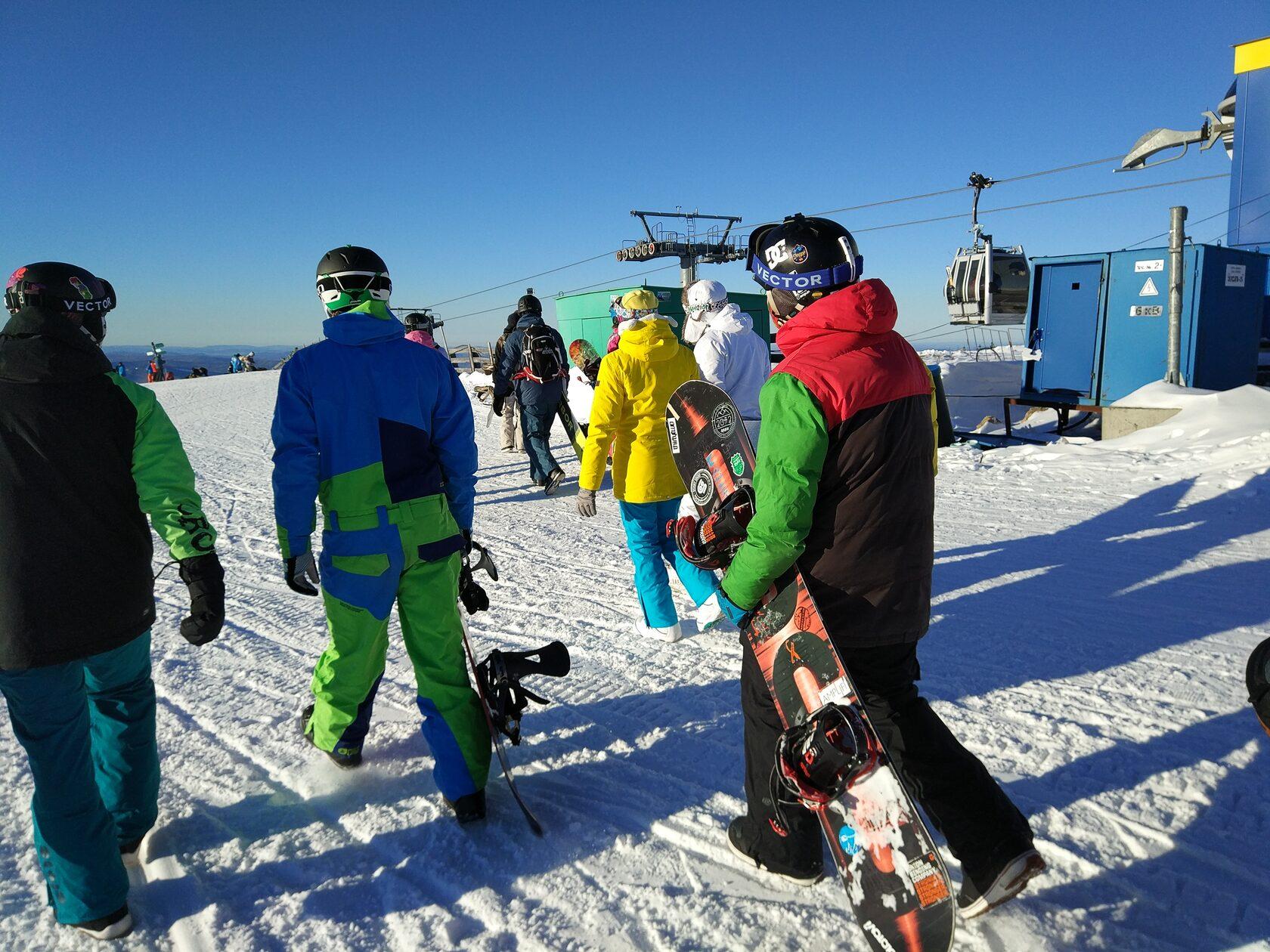 тур на горнолыжный курорт Шерегеш