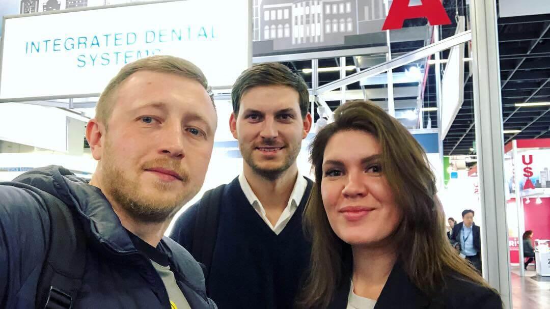 Коллеги и друзья из Эстонии, Таллин