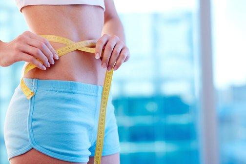 как похудеть перед родами