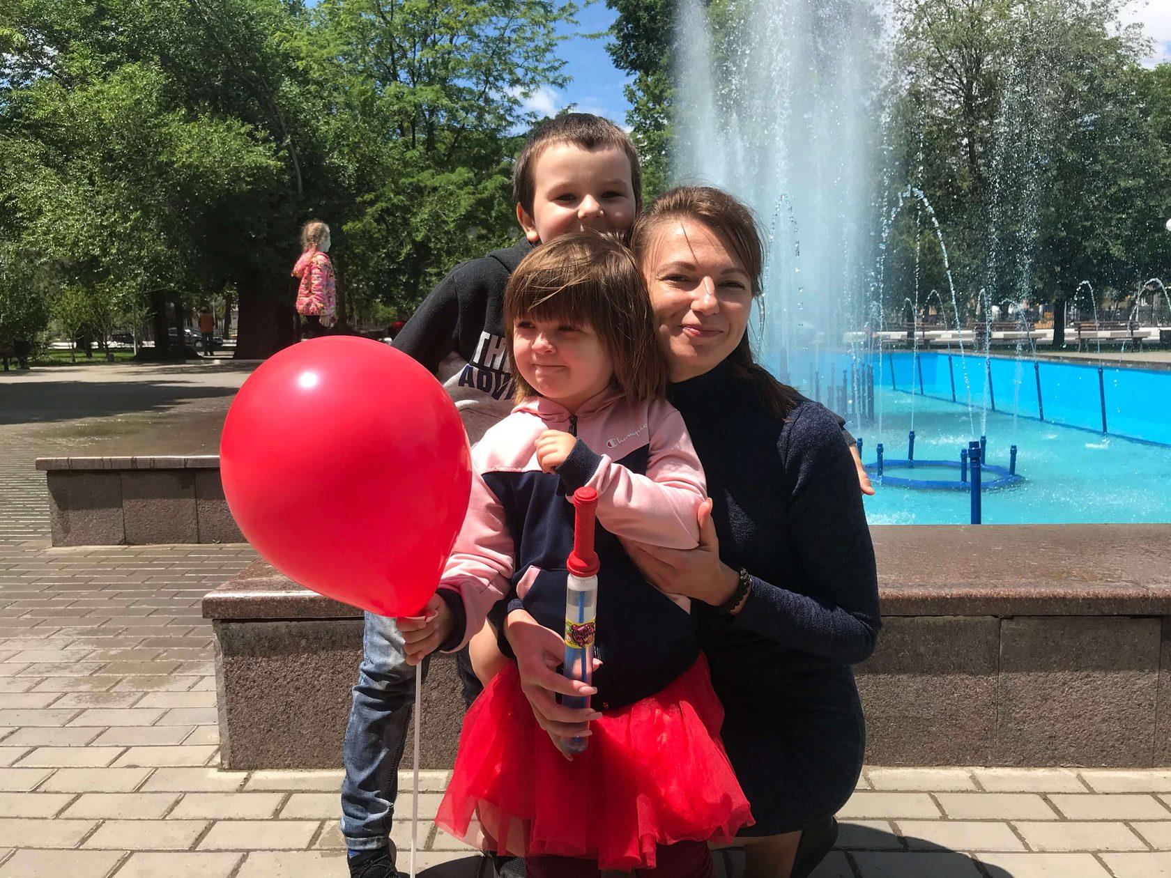 Акции опорных ячеек Партии Шария в Одесской области