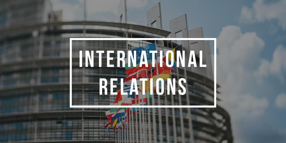 международные отношения в сша