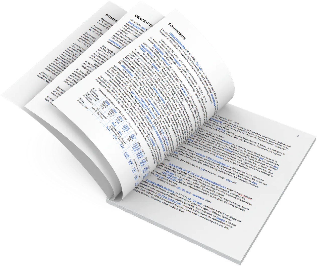 Перевірка інвестиційного проєкту, контрагенти, інвестиції, перевурка стартапу, дослідження