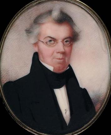 Томас Юинг старший, 1-й министр внутренних дел США.
