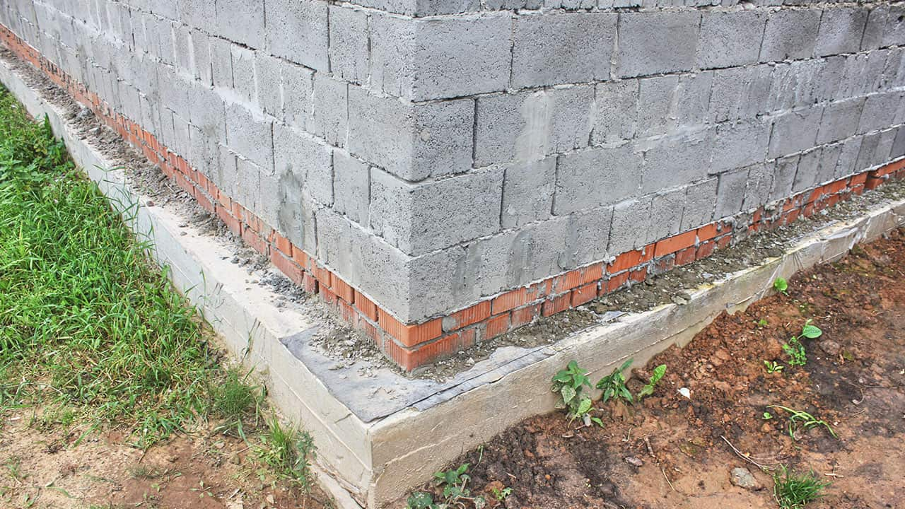 Фундамента из керамзитобетона бетон в арзамасе